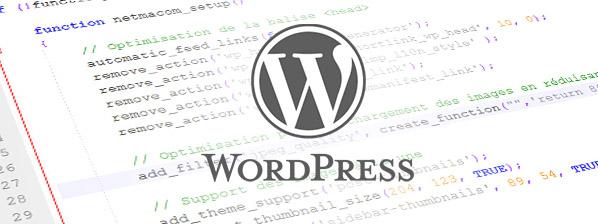 Tutoriaux WordPress