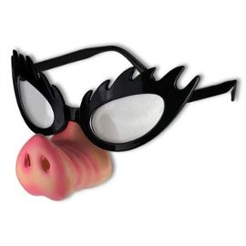 Google Glasses & Nose