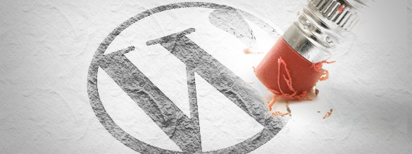 Date de modification WordPress