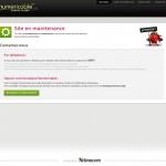 Mon Compte Numericable - Site en maintenance