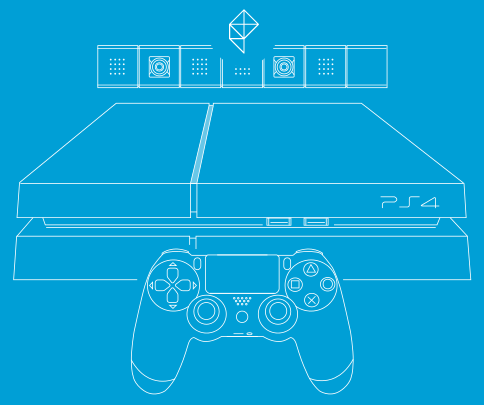 PlayStation 4 SVG